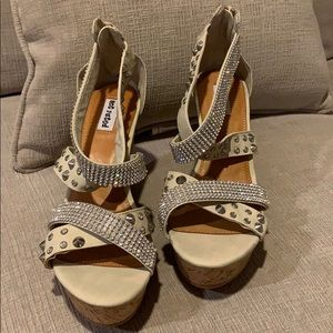 Not rated wedge cork sandal